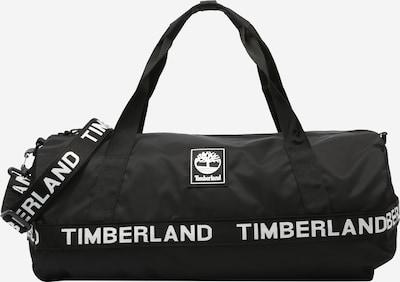 TIMBERLAND Cestovná taška - čierna / biela, Produkt