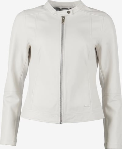 Maze Lederjacke in weiß, Produktansicht