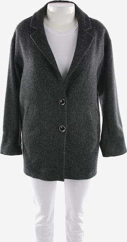 0039 Italy Jacket & Coat in M in Grey