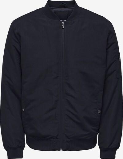 Only & Sons Overgangsjakke 'Jack' i natblå, Produktvisning