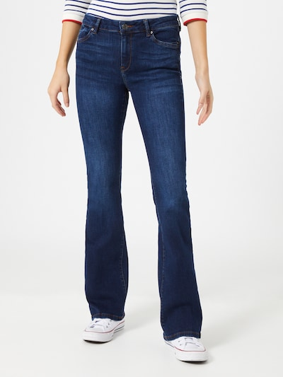 ESPRIT Jeans in blue denim, Modelansicht