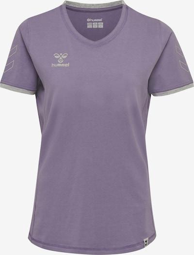 Hummel T-shirt in flieder, Produktansicht