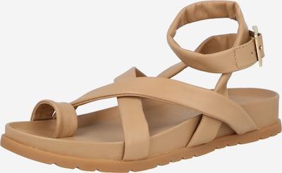 VERO MODA Sandale 'HELO' in hellbeige, Produktansicht