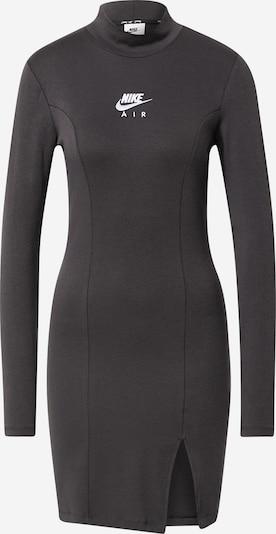 Nike Sportswear Kleid in schwarz / weiß, Produktansicht