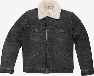WRANGLER Jeansjacke in schwarz, Produktansicht