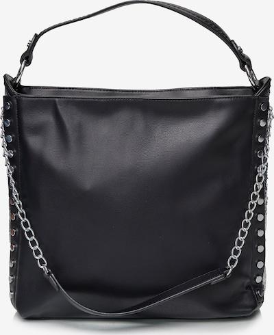 Emma & Kelly Schultertasche in schwarz, Produktansicht
