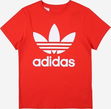 ADIDAS ORIGINALS Tričko - Červená