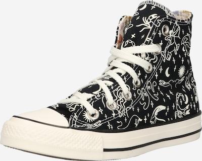 Sneaker înalt 'CTAS HI' CONVERSE pe negru / alb, Vizualizare produs