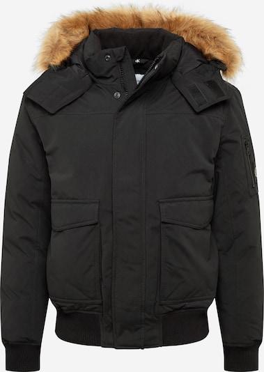 Calvin Klein Jeans Winterjas in de kleur Zwart, Productweergave