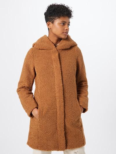 VERO MODA Prijelazni kaput 'Cosy' u konjak, Prikaz modela