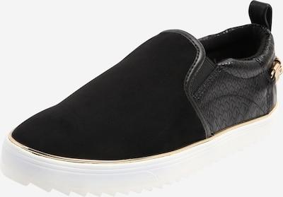 River Island Zapatillas sin cordones 'Theo' en negro, Vista del producto