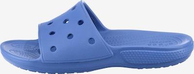 Crocs Pantolette in blau, Produktansicht