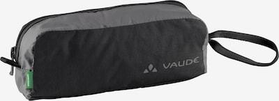 VAUDE Toiletry Bag in Grey / Black, Item view