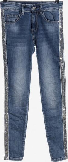 Chilli Skinny Jeans in 25-26 in blau / silber, Produktansicht