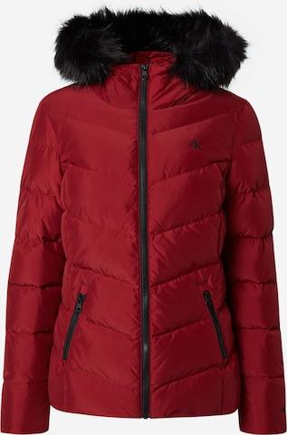 Calvin Klein Jeans Talvejope, värv punane