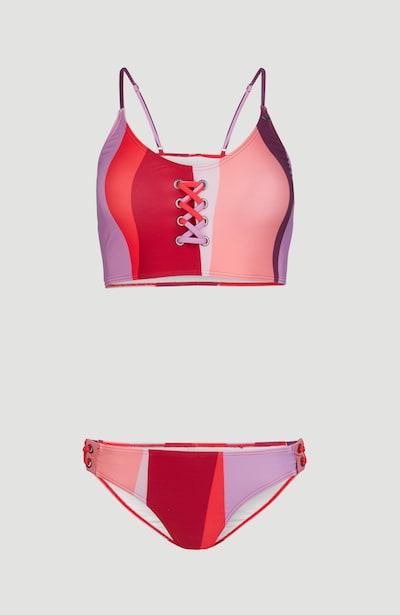 O'NEILL Bikini 'Endless Summer' in de kleur Lavendel / Rood, Productweergave