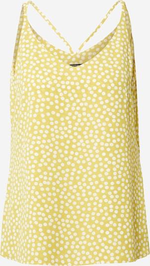 COMMA Bluza u sivkasto zelena / bijela, Pregled proizvoda