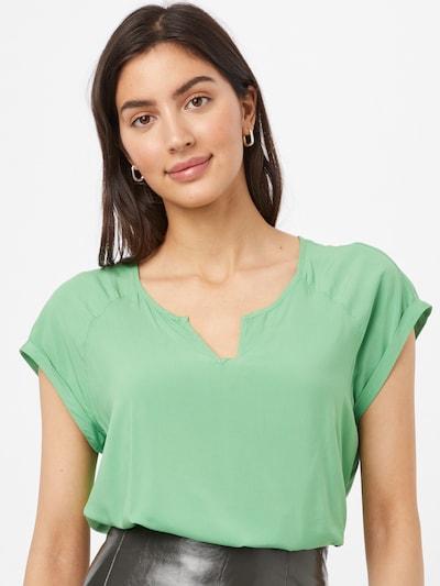 GERRY WEBER Blusenshirt in grün, Modelansicht