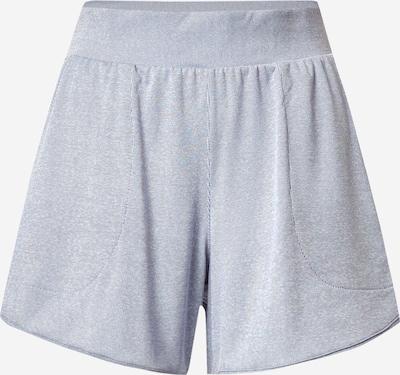 NIKE Pantalon de sport en bleu, Vue avec produit
