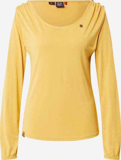 Tricou 'ZEELAND' Ragwear pe galben șofran, Vizualizare produs