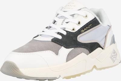 Sneaker low 'Nicewill' GANT pe gri / gri închis / alb, Vizualizare produs
