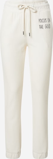 PRINCESS GOES HOLLYWOOD Pants in Light grey / Black, Item view