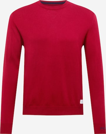 Pull-over 'ANDRE' Pepe Jeans en rouge
