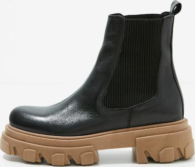 INUOVO Chelsea boots in de kleur Zwart, Productweergave