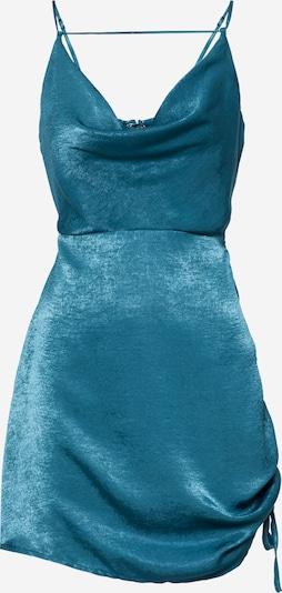 Rochie Public Desire pe albastru, Vizualizare produs