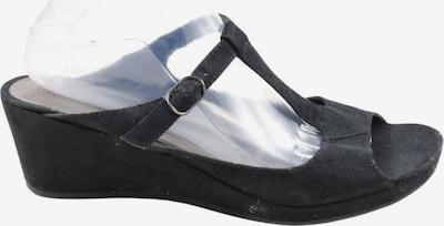 Graceland Riemchen-Sandaletten in 42 in schwarz, Produktansicht