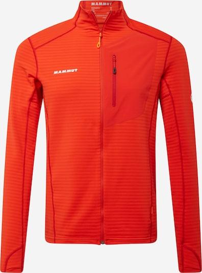 sötét narancssárga / narancsvörös / fehér MAMMUT Funkcionális dzsekik 'Aconcagua', Termék nézet