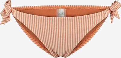 Shiwi Bikini bottom 'Ipanama' in orange / white, Item view
