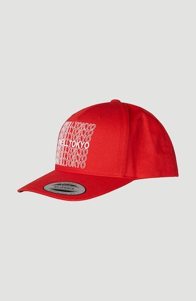 O'NEILL Klobouk 'Tokyo' - ohnivá červená, Produkt