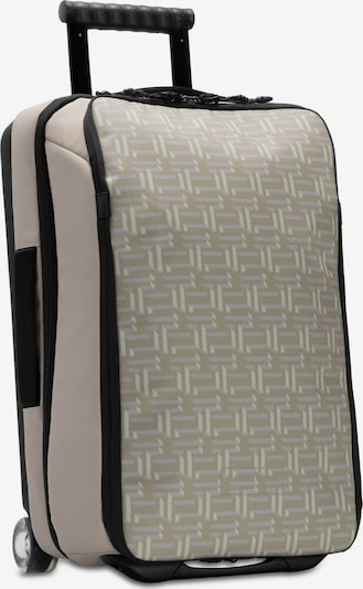 TIMBUK2 Valisette 'Core Travel Co-Pilot Ascent' en beige / bleu clair, Vue avec produit