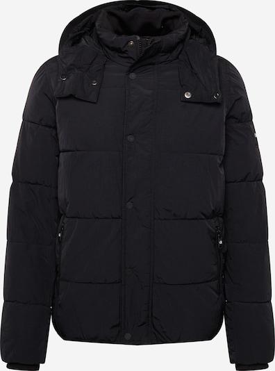 Calvin Klein Parka d'hiver en noir, Vue avec produit