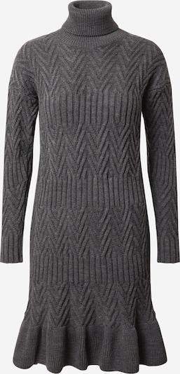 Trendyol Stickad klänning i antracit, Produktvy