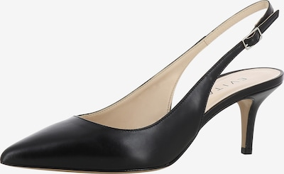 EVITA Damen Sling Pumps GIULIA in schwarz, Produktansicht