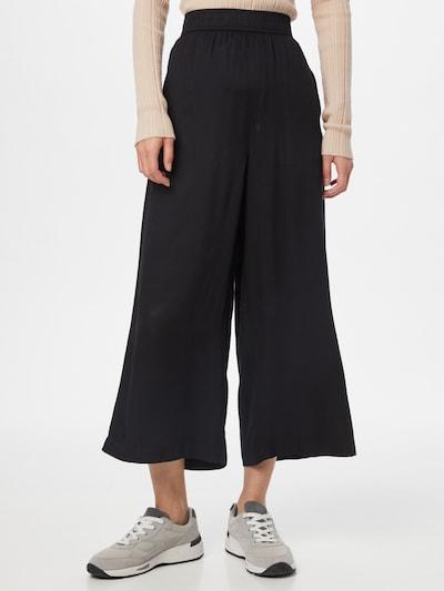 ThokkThokk Pantalón en negro, Vista del modelo