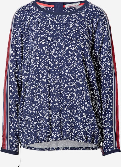 CECIL Blouse in Dark blue / Red / White, Item view