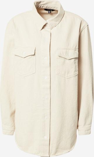 Missguided Hemd in beige, Produktansicht