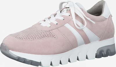 TAMARIS Sneaker in rosa / weiß, Produktansicht