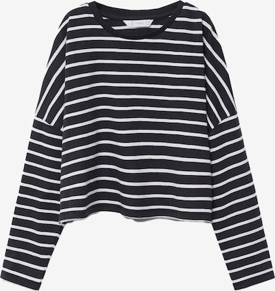MANGO KIDS T-Shirt en noir / blanc, Vue avec produit