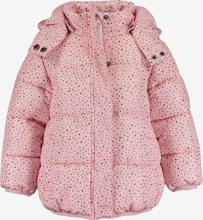 BLUE SEVEN Jacke in rosa / schwarz, Produktansicht