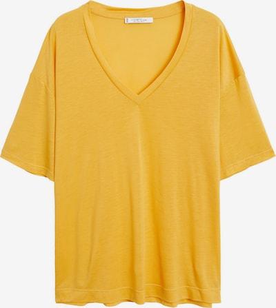 VIOLETA by Mango T-Shirt 'LIONEL' in gelb, Produktansicht
