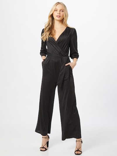 VILA Jumpsuit in de kleur Zwart, Modelweergave