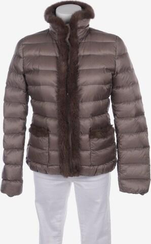MONCLER Jacket & Coat in M in Brown