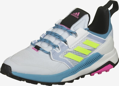 ADIDAS PERFORMANCE Sports shoe 'Trailmaker' in Smoke blue / Yellow / Light grey / Pink / White, Item view