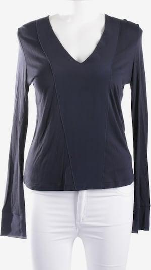 Marc O'Polo Pure Shirt langarm in M in dunkelblau, Produktansicht