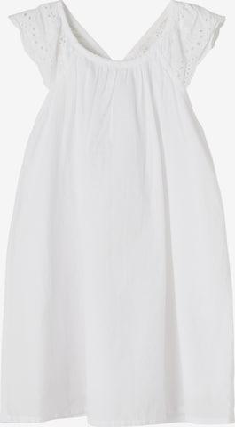 NAME IT Kleit, värv valge
