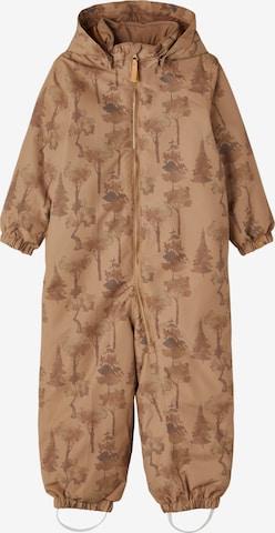 Lil ' Atelier Kids Athletic suit 'Lasnow10' in Brown
